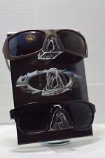New custom Oakley w/b logo 3 tier Display sunglasses shades stand metal logo
