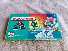 Nintendo Game & Watch Balloon Fight NUEVA.