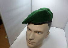 OLD ARMY GREEN BERET COMPTON WEBB DERBY UK