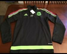 Adidas Mexico 3/4 Soccer Football Sweater Size Small