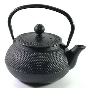 Buckingham Japanese Cast Iron Teapot Kettle Tea Pot Tetsubin Premium 600 ml