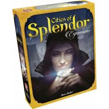 Cities of Splendor Expansion Board Game - New