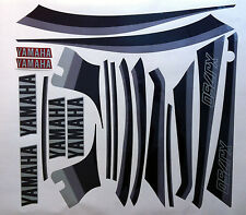 Yamaha XJ 750 1985 - adesivi/adhesives/stickers/decal