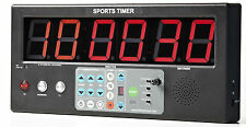 "Interval Workout Timer BT-01 with Big 2"" Display  - MMA,Boxing,Wrestling"