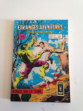 AVr24---- ARTIMA   Comics Pocket  ÉTRANGES AVENTURES     N° 50