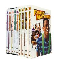 Family Matters: Seasons 1-9 (27-DVDs) The Complete Series 1 2 3 4 5 6 7 8 9 NEW!