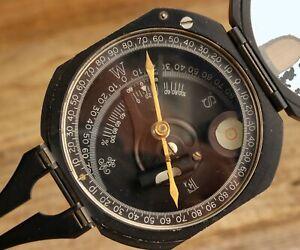 Vintage K&E Keuffel & Esser Natural Sines 53 Pocket Transit Compass