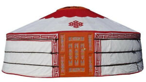 Mongolian national home Yurt ( Ger )