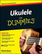 USED (GD) Ukulele For Dummies by Alistair Wood