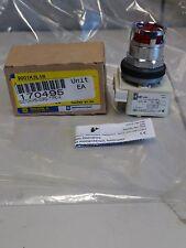 SQUARE D PUSH BUTTON OPERATOR 9001K3L1R BRAND NEW CAR2-H23-2