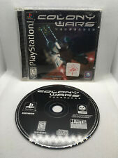 Colony Wars Vengeance - Complete CIB - Playstation 1 PS1 PSX