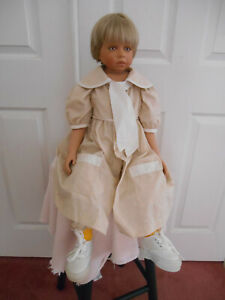 "Amber Limited Edition Doll by Pamela Erff 25"" #0934 of 2000"
