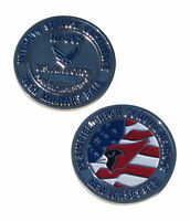 Plainfield High School AFJROTC New Jersey 852 Military Ball Challenge Coin