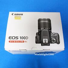 Canon EOS Rebel SL1 100D Digital Camera Body+EF-s 18-55mm IS STM Lens 25 Lang.