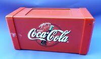 Vintage Coca Cola Serviette Napkin Dispenser Menu Card Holder