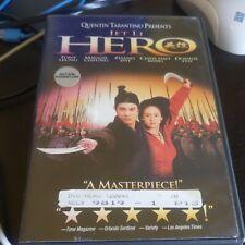 Jet Li Lot of 4 Dvds inc. Romeo Must Die + Tony Jaa Ong-Bak The Thai Warrior