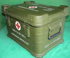 40x30x25 ZARGES MINI KISTE PACKKISTE WERKZEUG ALUKISTE BOX CAMPING OUTDOOR REISE