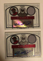 HOWIE KENDRICK 2006 TOPPS BOWMAN STERLING AUTO RELIC #BS-HK QTY