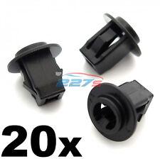 20x Plastic Screw Grommets for Nissan & Infiniti Wheel Arch Lining & Trims