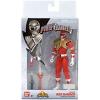 "Power Rangers Legacy Collection ARMORED RED RANGER Figure 6.5"" Exclusive Bandai"