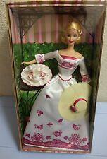 Barbie Victorian Tea Avon Exclusive 2002 NRFB