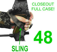 Closeout! 48 New Eastman Bow Hunting Braided Wrist Sling,Target Archery Arrow