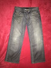 MEN'S vintage ENERGIE SIXTY Denim JEANS Made in Italy SIZE 31 31x28