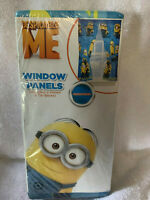 Despicable Me Minions Window Panels New In Package