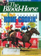1999 The Blood-Horse Magazine #14: Almutawakel Upsets Dubai World Cup
