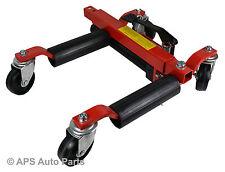 1500 Lb (environ 680.39 kg) hydraulique Roue Dolly Patins Go Voiture Positionnement Jack Pneu Lift