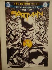 BATMAN # 21 Comic C2E2 Retailer SUMMIT Sketch VARIANT Cover Rebirth 2016 NM