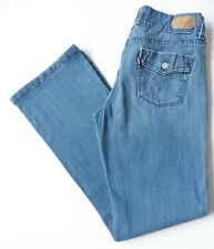 Women's LEVIS 526 bootcut jeans taille 10R Bleu W28 L31 LEVI STRAUSS stretch (36R)