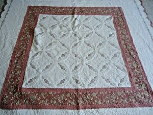 J.C. Penney California King Quilt and Sham