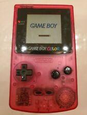 Nintendo Game Boy Color Gameboy Console Sakura Taisen Cherry Japan Only Tested