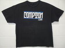 Compton Life Cptlife Clothing Co Rap Hip Hop T Shirt 2Xl Black
