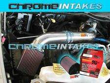 NEW 03 04 05-08 DODGE RAM 1500/2500/3500 5.7 5.7L V8 HEMI AIR INTAKE S Type+K&N