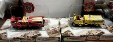 Code 3 - 12951-Los Angeles Crown Firecoach Pumper Fire Truck Set Mint W/Packages