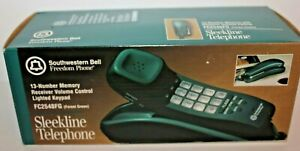 Southwestern Bell Freedom Phone Sleekline Telephone FC2548FG Forest Green