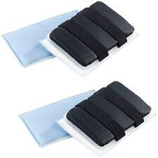 2x Mikrofaser-Scheibenreiniger Auto PKW Windschutzscheiben Wunder Handschlaufe
