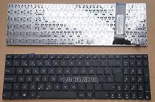 for ASUS N76 N76V N76VB N76VJ N76VM N76VZ Keyboard Spanish Teclado NO backlit