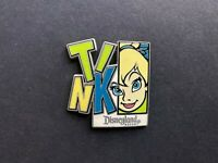 DLR - Colorful Character Tinker Bell Disney Pin 43982