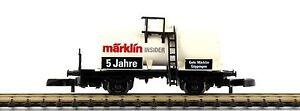 Märklin Voie Z 82319 - Wagon-Citernes . # Neuf Emballage D'Origine #
