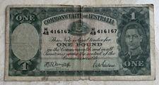Australia 1 Pound (1938-1952) Circulated