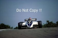 Nelson Piquet Brabham BT50 Swiss Grand Prix 1982 Photograph 2