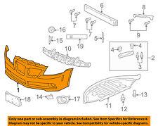 Pontiac GM OEM 08-09 G8-Bumper Cover 92250666