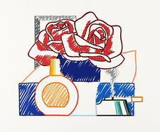 "TOM WESSELMANN ""SCRIBBLE VERSION OF STILL LIFE #58"" 1991 