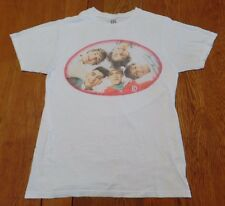 #2001-6 One Direction 2010 Image of Niall, Liam, Harry, Louis & Zayn Tee M