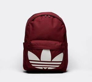 ADIDAS ORIGINALS - Classic Backpack (Red) Mens