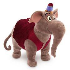 Disney~ABU as ELEPHANT~Plush~ALADDIN ~Disney Store Exclusive~NWT