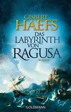 Das Labyrinth von Ragusa von Gisbert Haefs (2013, Taschenbuch)